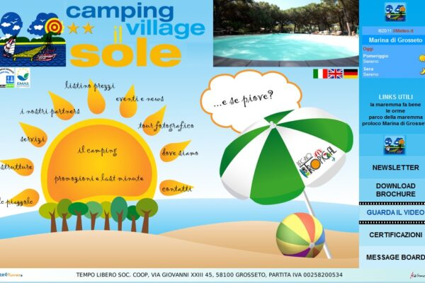Camping Maremma