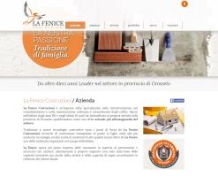 sito web per impresa edile