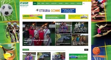 UISP Grosseto sito web associazione sportiva