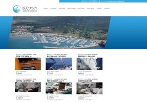 sito web catalogo imbarcazioni