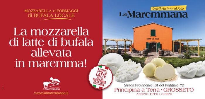 La Maremmana poster 6x3