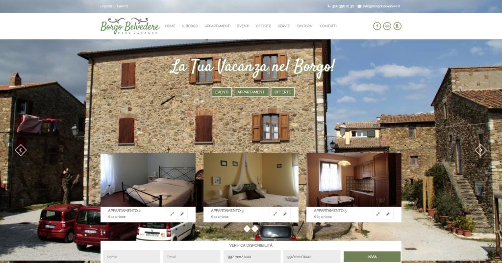 Appartamenti Vacanza Suvereto - Vacanze in Maremma Toscana