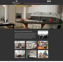 realizzazione sito web arredamenti