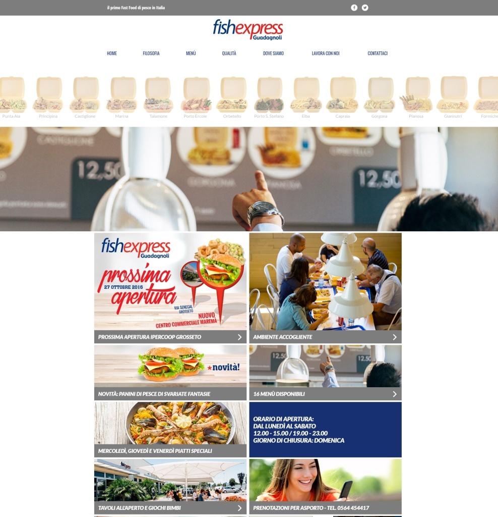 sito web per locale