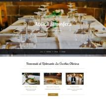 sito web ristorante