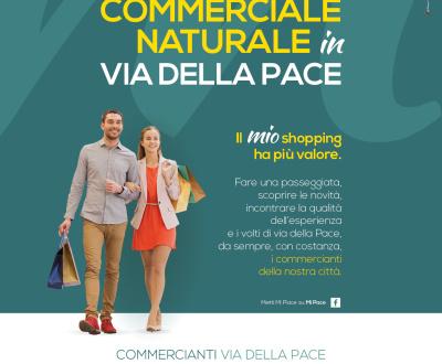 campagna pubblicitaria centro commerciale naturale