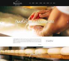 sito web caseificio