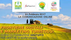 slide corso di marketing agriturismo