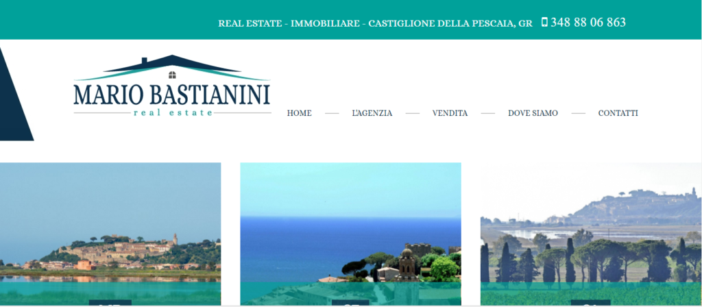 Vendita appartamenti Castiglione della Pescaia